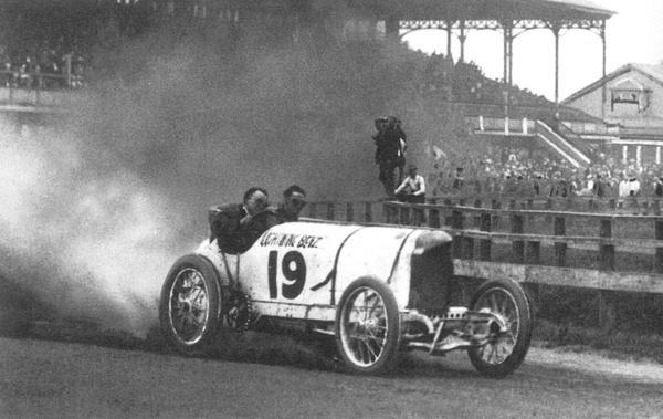 Dirt Tracking The Blitzen Benz First Super Speedway