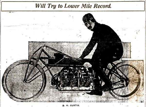 Glenn Curtiss Enters Ims Meet First Super Speedway