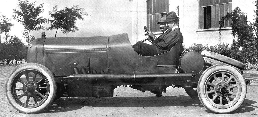 Jeroen de Boer Collection 1914 | First Super Speedway